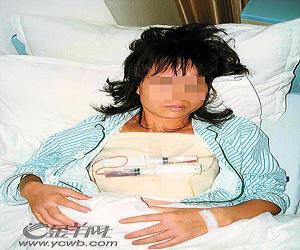女子五次隆胸均失败医院称概不负责