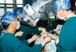 脑立体定向除颅内血肿