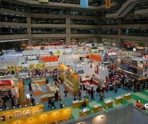 台湾国际书展动漫馆爆满