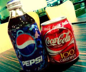 运动前后别喝可乐