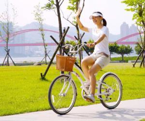 上班族五诀窍自行车健身