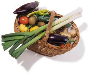 蔬菜吃过量也不好