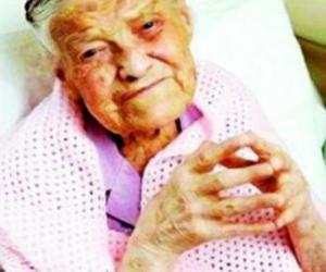 世界上最老的处女105岁
