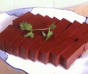 血豆腐有甲醛摄入损肝肺