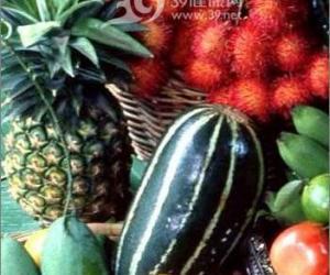 六类水果让你瘦脸又美容