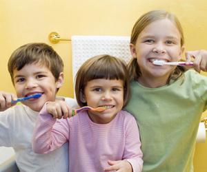 怎样算刷牙的正确方法