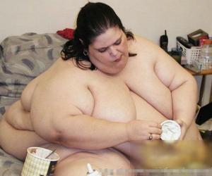 世界上最胖的妓女 美国高迪斯·帕蒂