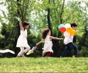 踏青赏花,别忘提高孩子免疫力